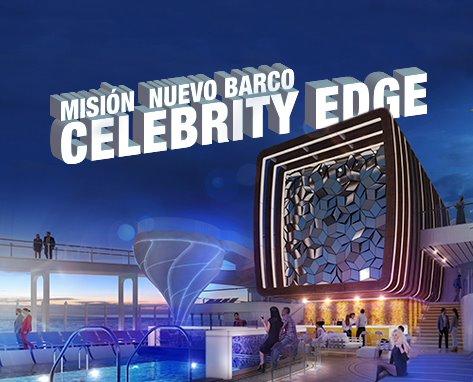 NUEVO BARCO CELEBRITY EDGE